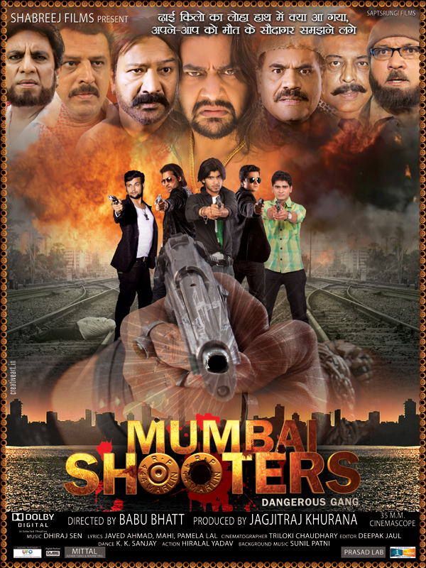 Mumbai Shooters Films A Action Packed Film By Shabreej Films