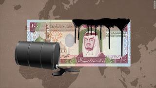 Saudi riyal crash