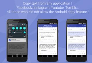 افضل تطبيق حافظة نسخ النصوص على هواتف الذكية