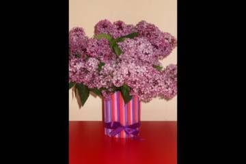 Cara Membuat Vas Bunga dari Sedotan Plastik Beserta Gambarnya