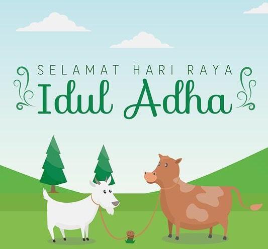 Taqabbalallahu Minna wa Minkum, Selamat Idul Adha