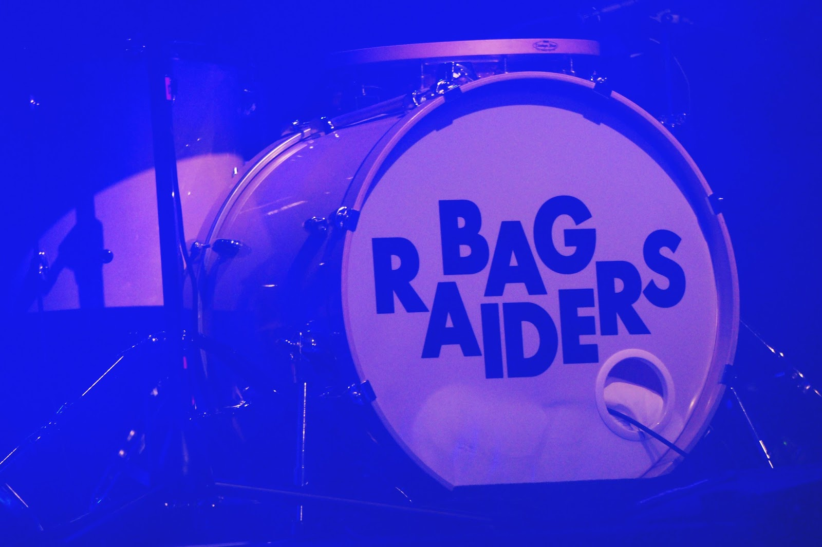 Bag Raiders, The Observatory, North Park