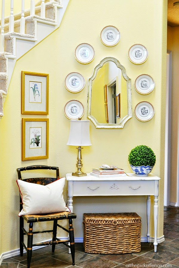 21 Rosemary Lane Looking For Some Inspiration For Our Foyer