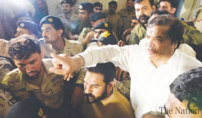 Breaking News: Pmln's Hanif Abbasi Shifted To Adiala Jail After Conviction In Ephedrine Case