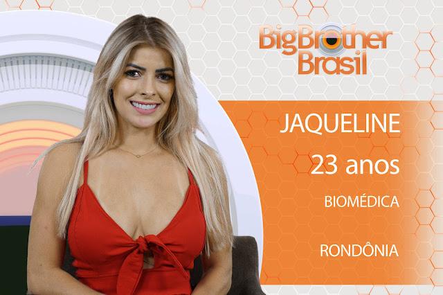 Jaqueline, do 'BBB18', foi Miss Rondônia e já participou de festa de Neymar Jaqueline é de Rondônia