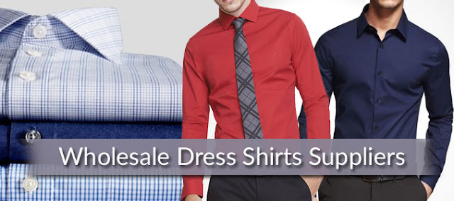 Wholesale Dress Shirts Supplier