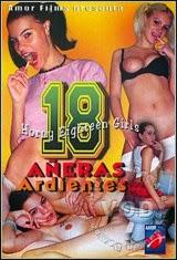 18 Añeras Ardientes