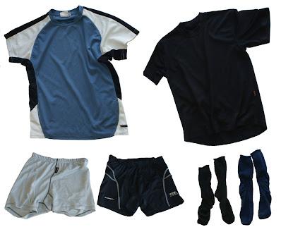 Underkläder för vandring