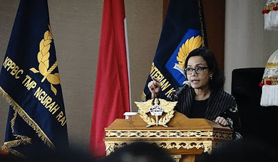 Sri Mulyani: Bekerja Jangan Cuma Menghabiskan Waktu, Jaga Tingkah Laku Anda - Info Presiden Jokowi Dan Pemerintah