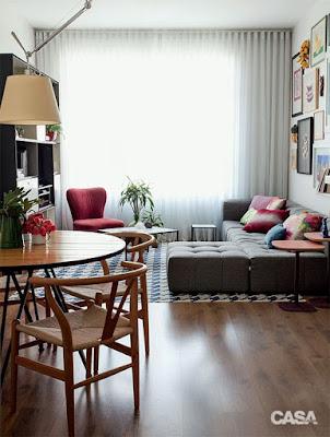 móveis para apartamento alugado