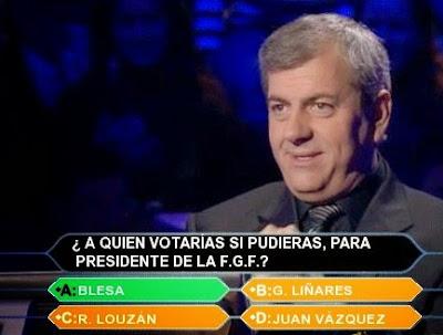 Louzán hace perder diez millones a la Diputación, Liñares con su mano derecha en los Juzgados... y los árbitros vendiendo entradas