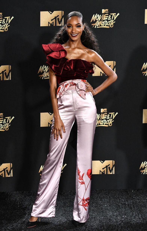 mtv movie awards 2017 joudan dunn