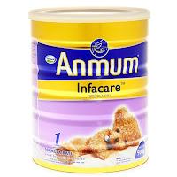 Harga Anmum Infacare 1 900 gram Susu Bayi Usia 0-6 bulan