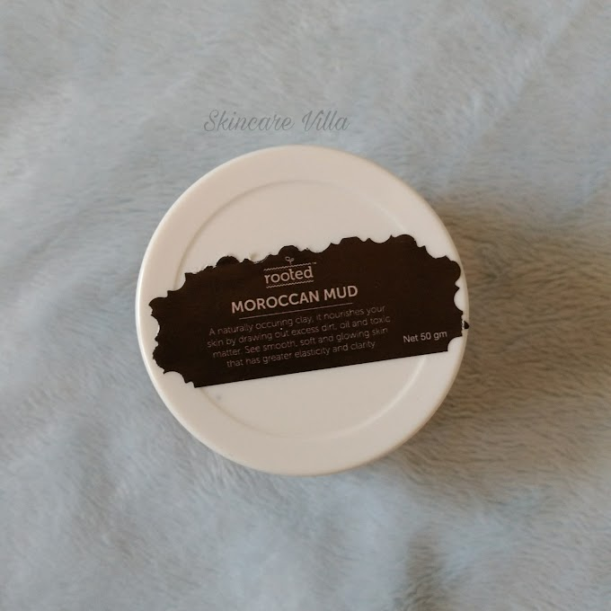 Rooted Rhassoul Clay Review