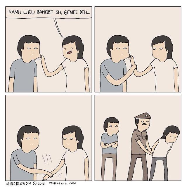 Kumpulan Komik Strip Lucu Tahilalats #2