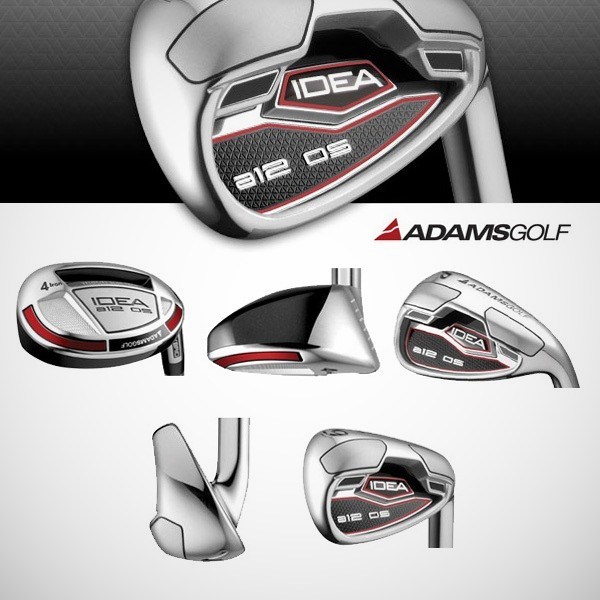 Adams Idea a12 OS Hybrid Irons
