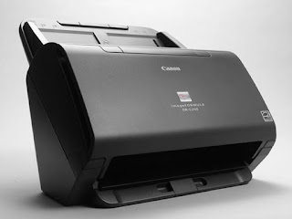 Canon imageFORMULA DR-C240 Descargar Driver Windows