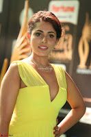 Madhu Shalini Looks Super Cute in Neon Green Deep Neck Dress at IIFA Utsavam Awards 2017  Day 2  Exclusive (28).JPG
