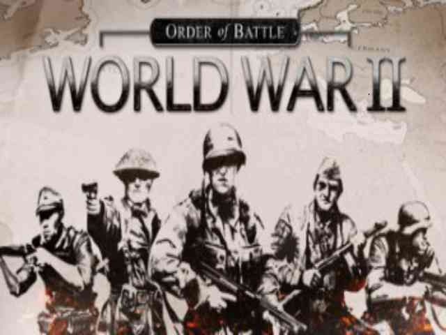 Oder of Battle World War II Kriegsmarine Game Review