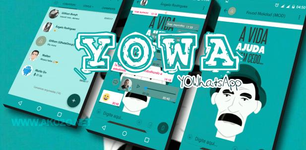 YOWhatsApp Apk Terbaru 2018