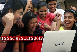 Telangana 10th Class Results 2017 Manabadi, TS SSC Results 2017