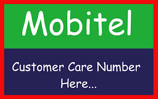 Mobitel Customer Care Number at CellMax