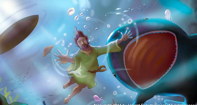Belajar dari Kisah Nabi Yunus, Jangan Terlalu Fokus pada Solusi Ketika Tertimpa Masalah