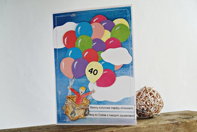 1615. Balony kolorowe