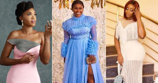 Ini Edo slams Omoni Oboli for missing the movie premiere of Uche Jumbo