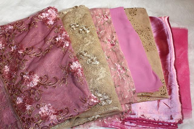 Victorian Vintage Lace