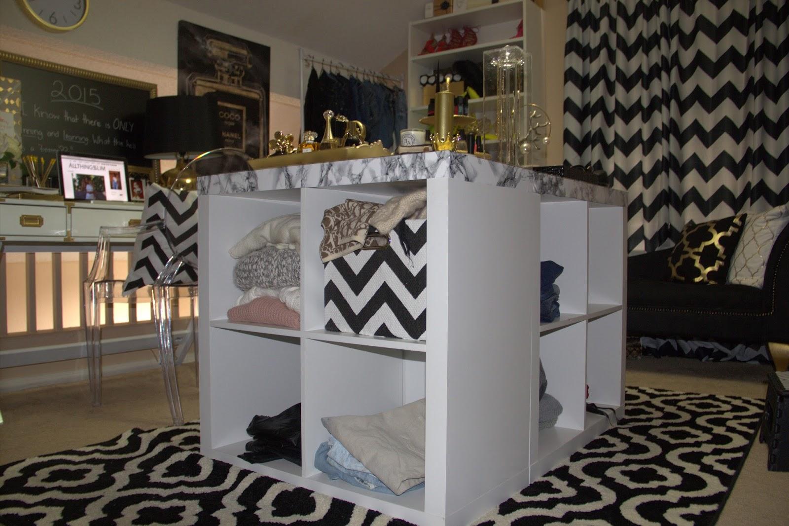 DIY Tutorial: How I Turned My Spare Room To A Closet Room ...