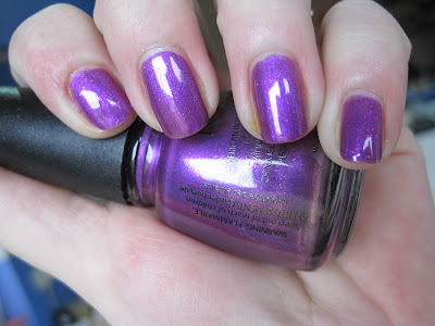 China Glaze Senorita Bonita