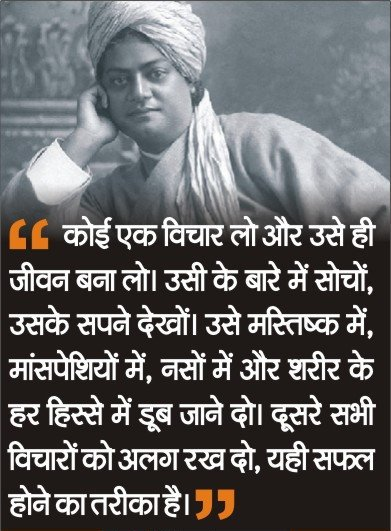Pictures Of Self Confidence Quotes By Swami Vivekananda In Hindi