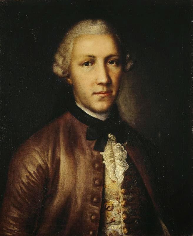 Русские художники 18 века. Мина Лукич Колокольников 4