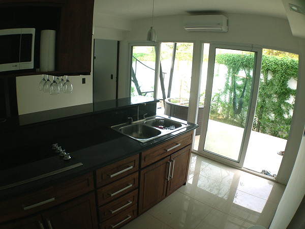 Artificial Green Roof + Deck Shipping Container Home, Costa Rica 13