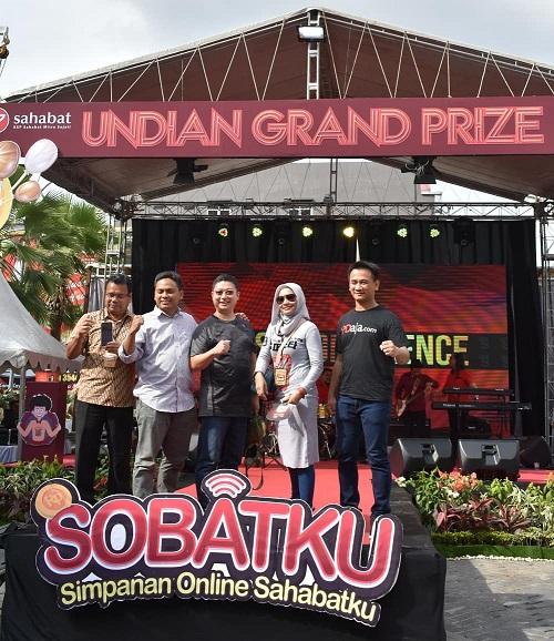 Pesta Jutawan SOBATKU Medan