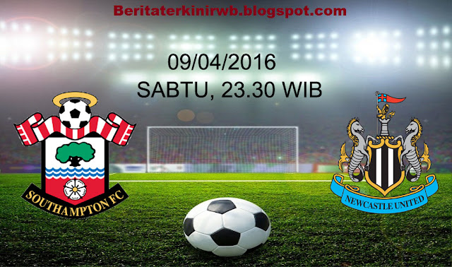 Prediksi Southampton vs Newcastle United 9 April 2016
