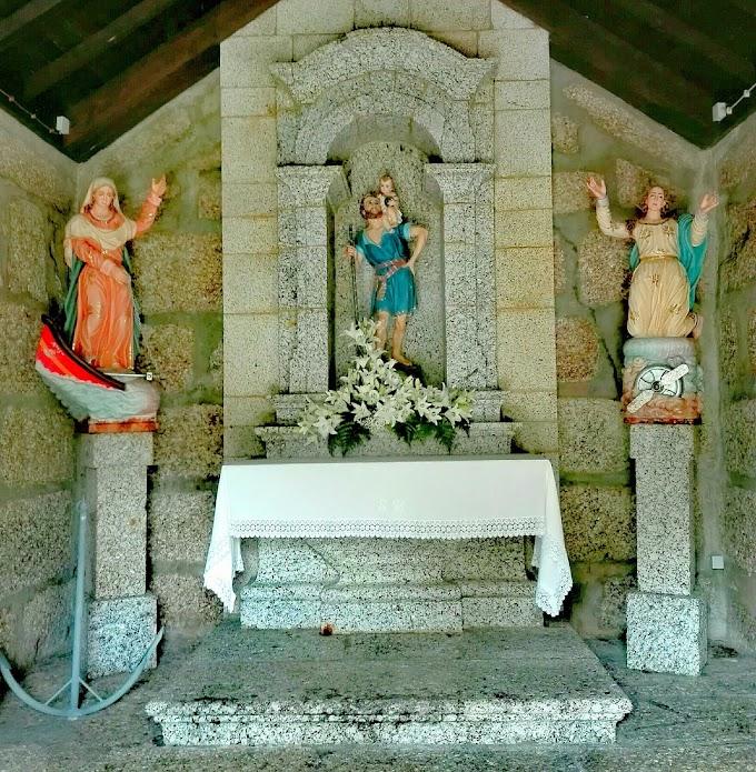 Cantinhos da Penha - Capela de São Cristóvão