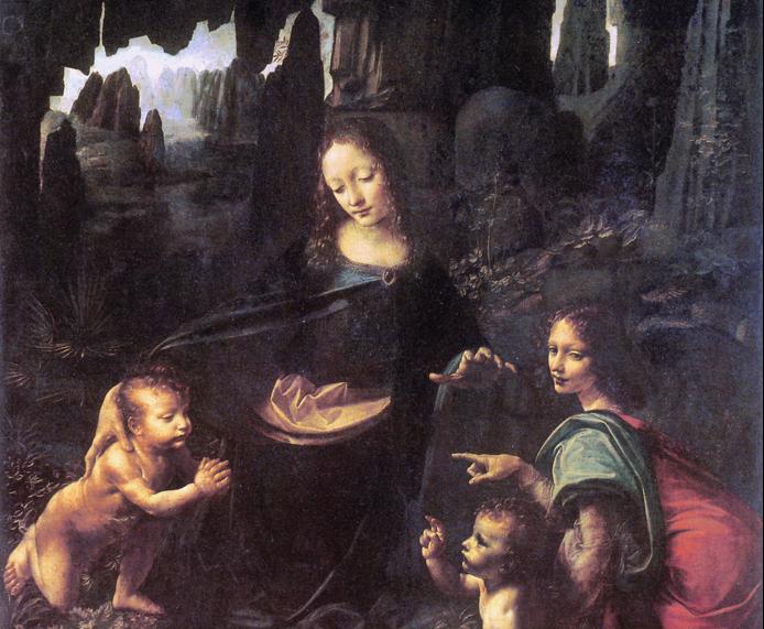 La Madonna. E molti dipinti sulla Natività da Samael. Blog