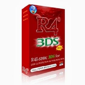 RTS R4 TÉLÉCHARGER LOGICIEL 3DS