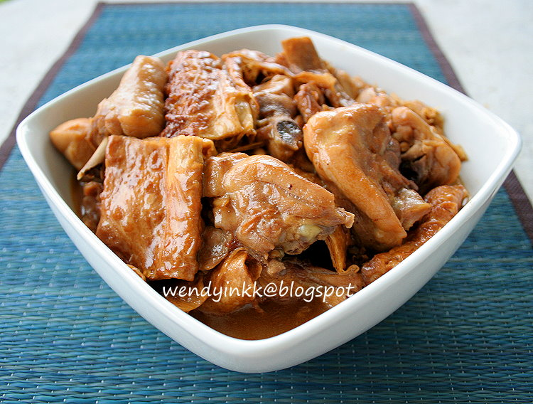 Table for 2 or more sesame oil beancurd stick chicken friday june 24 2011 forumfinder Gallery