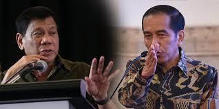 Wuih Presiden Indonesia Joko widodo Akan Ajak Duterte (Presiden Filipina) Blusukan ke Tanah Abang - Commando