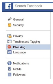 How to Unblock on Facebook 2017