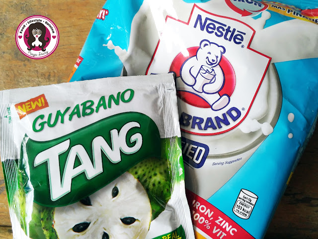 Tang Litro Pack Guyabano and Bear Brand Milk