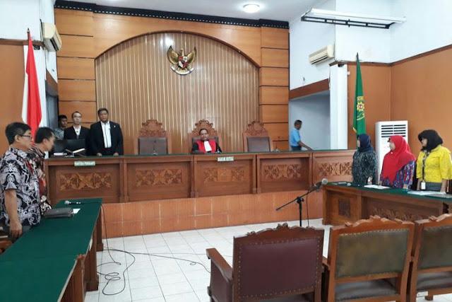 Hakim PN Jaksel Gugurkan Praperadilan Setya Novanto