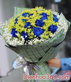 Cung cấp hoa tươi, hoa khai trương