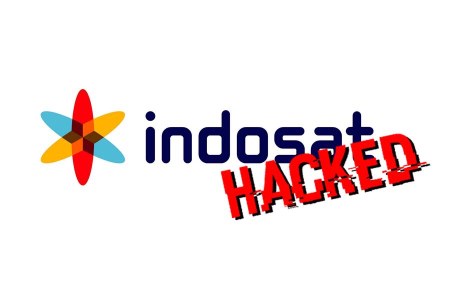 Selain Telkomsel, Ternyata Situs Resmi Indosat Juga Terkena Hack