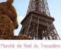 Marché de Noël du Trocadéro
