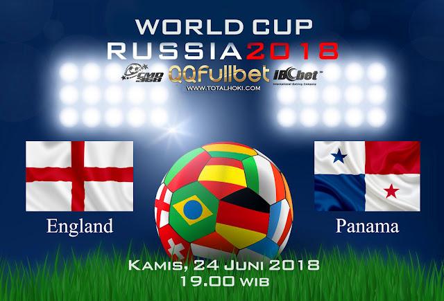 BOLA88 - PREDIKSI BOLA PIALA DUNIA : INGGRIS VS PANAMA 24 JUNI 2018 ( RUSSIA WORLD CUP 2018 )