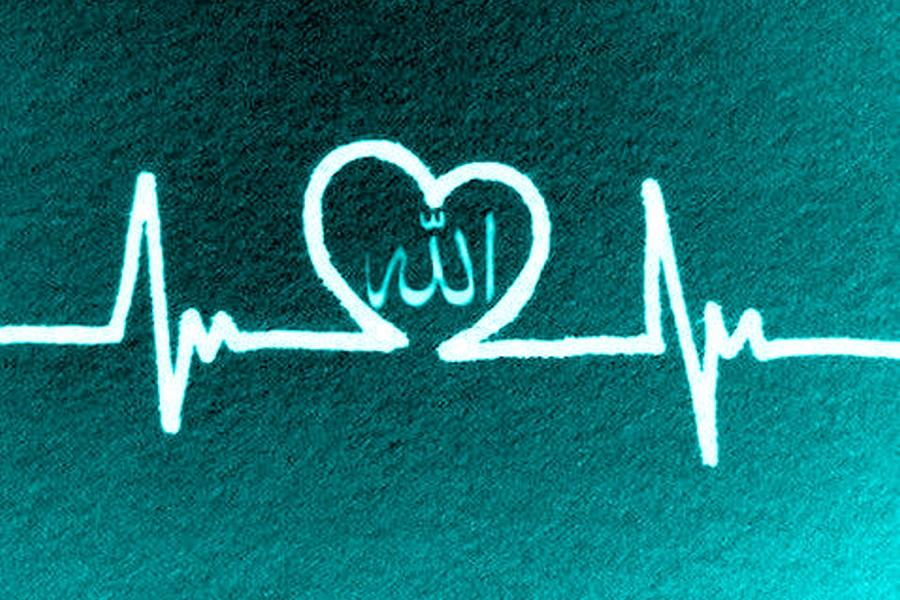 Wallpaper 3d Bergerak Kumpulan Gambar Kaligrafi Tulisan Allah Swt Fiqihmuslim Com